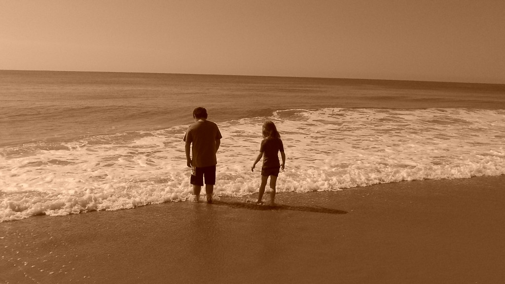 Nicholas and Natalie - Summer 2011